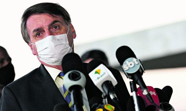 46% dos brasileiros desaprovam governo Bolsonaro