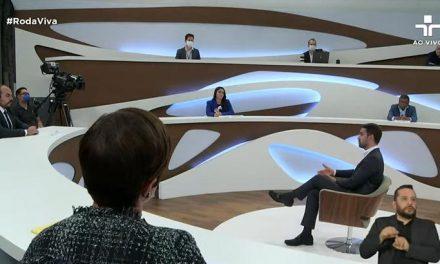 Cultura testará profissionais do Roda Viva após governador do RS contrair coronavírus