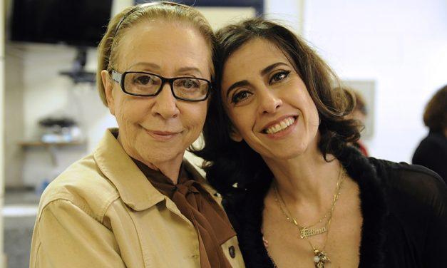 Fernanda Montenegro e Fernanda Torres atuam juntas em nova série