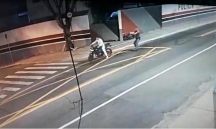 PM é preso em flagrante após matar motociclista com tiro nas costas