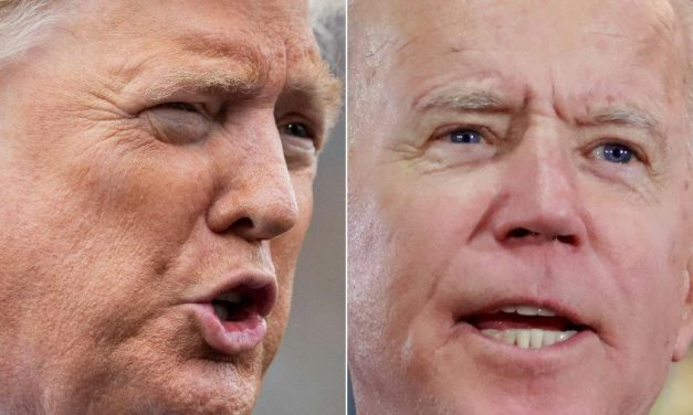 A 100 dias das eleições nos EUA, vantagem de Biden sobre Trump se acentua