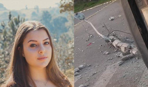Jovem de 20 anos morre ao bater em poste e capotar carro com amigos em Itatiba (SP)