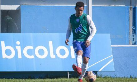 Perema revela cobrança própria por voltar à Série B com o Paysandu