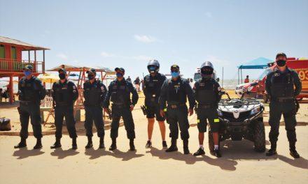Policiamento é reforçado em Bragança