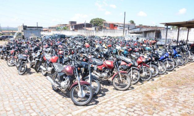Detran faz leilão mais de 700 veículos em plataforma online