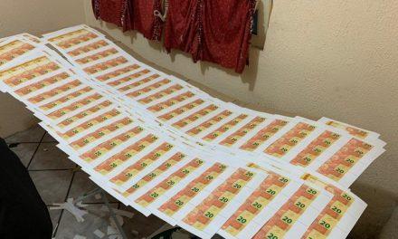 PF prende integrantes de grupo suspeito de falsificar cerca de R$ 2 milhões no RS