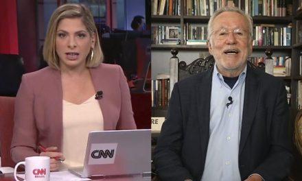 """Daniela Lima rebate Alexandre Garcia sobre cloroquina: """"Não é chavão"""""""