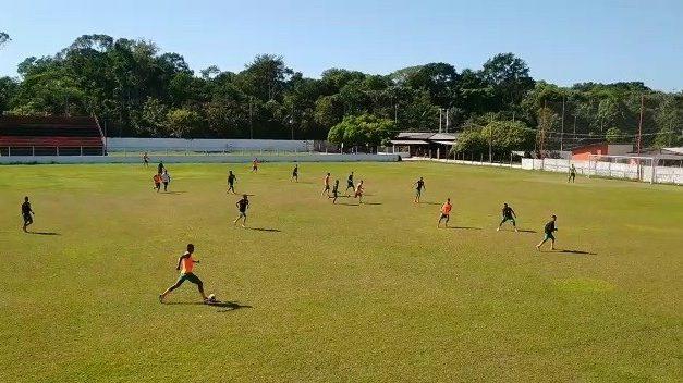 Com apenas cinco remanescentes e treze do Sub-20, Carajás volta ao Parazão com promessa da pelada