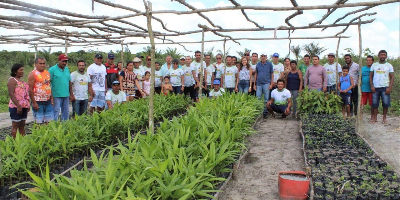 Prefeitura homenageia  produtores da agricultura familiar em Bragança