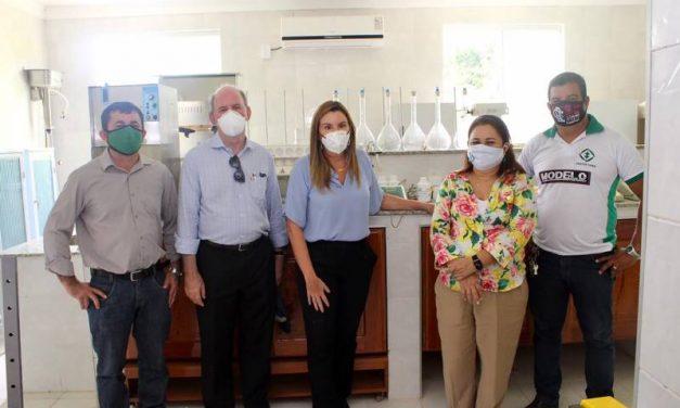 Novo Laboratório de Solos da Emater vai melhorar produção da agricultura familiar