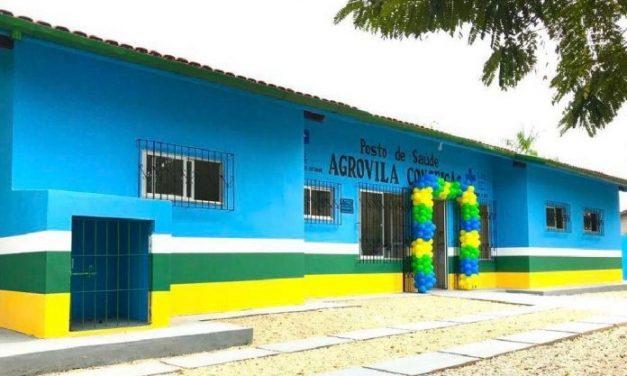Parceria garante reforma de Unidade de Saúde na Agrovila Conceição