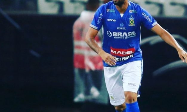Remo confirma a contratação do lateral-esquerdo Marlon, de 34 anos, ex-jogador do clube