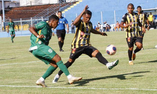 Castanhal vence o Tapajós e alcança vice-liderança no Parazão