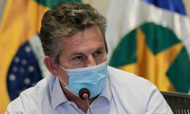 Governador de Mato Grosso é internado com pneumonia em SP