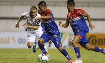 Bragantino vence o Independente com um gol em cada tempo