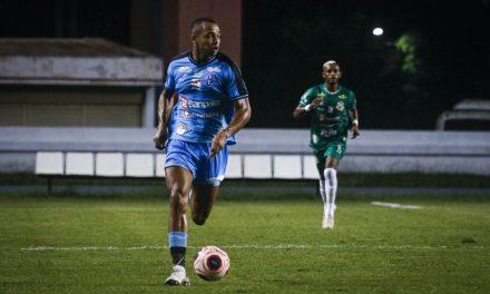 Titular no sábado, atacante tem contrato com o Paysandu rescindido