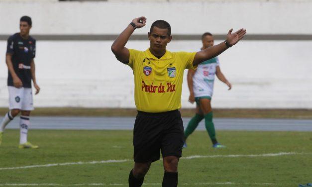 FPF divulga escala de árbitros para a 10ª rodada do Campeonato Paraense