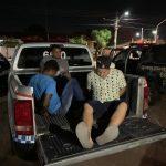 Três pessoas foram presas por tráfico de drogas em Tailândia