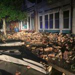 Isaías toca terra na Carolina do Norte como furacão de categoria 1