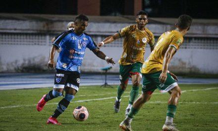 Papão vence de virada e fecha como líder do Parazão. Veja os gols !