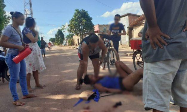 Mulher fica ferida em Tailândia após atingir trabalhador que descia de ônibus
