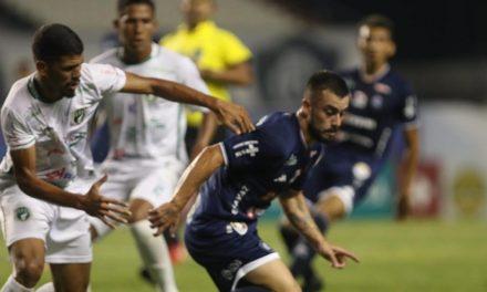 Remo vence o Tapajós e fica na vice-liderança no Campeonato Paraense