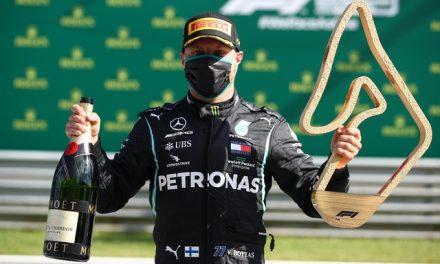 Mercedes anuncia renovação do contrato de Valtteri Bottas por mais uma temporada