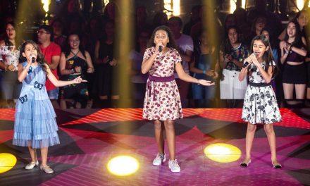 5ª temporada do 'The Voice Kids' volta ao ar com crianças em casa