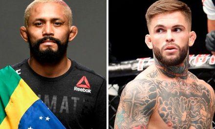 Deiveson Figueiredo e Jennifer Maia fazem disputas de cinturão no peso-mosca no UFC 255