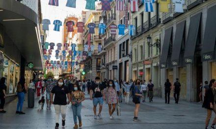 Espanha tem recorde diário de casos de infecção pelo coronavírus