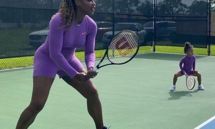 Serena Williams aumenta cuidados contra coronavírus para jogar US Open e Roland Garros