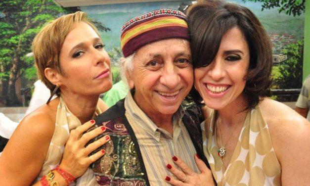 """Andrea Beltrão e Fernanda Torres homenageiam Flávio Migliaccio em Tapas e Beijos: """"Poço de sabedoria"""""""