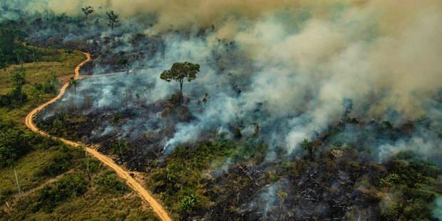 Bombeiros e Defesa Civil combatem queimadas no sudeste e sudoeste do Pará