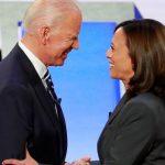 Biden indica senadora negra como vice e busca voto nos dois extremos do partido