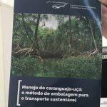 Publicação orienta manejo seguro e sustentável do caranguejo