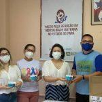 Sespa começa a distribuir os oxímetros doados pelo Projeto Todos pela Saúde