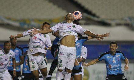Paragominas vence o Paysandu por 3x 2 e leva a vantagem para o segundo jogo da semi