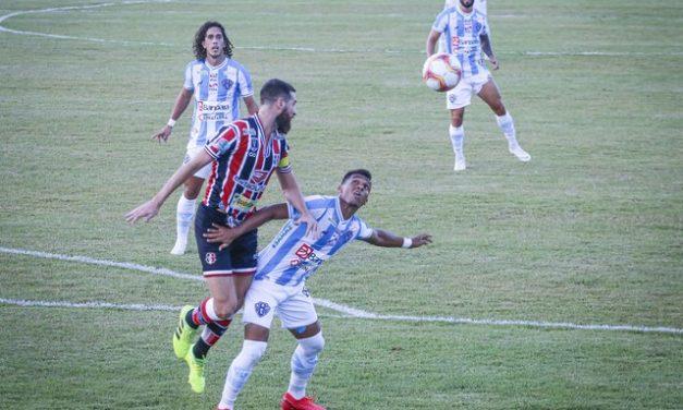 Horários de jogos do Paysandu na Série C são alterados pela CBF