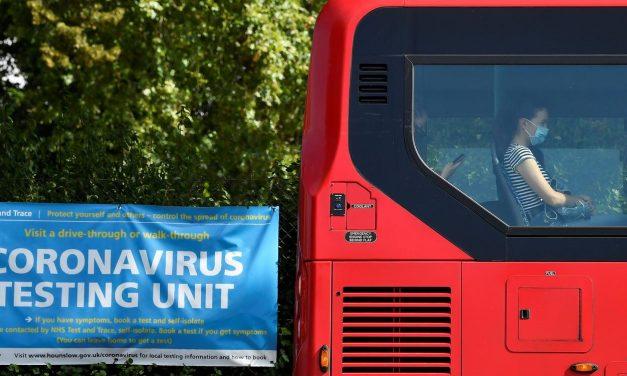 Quase 6% da população inglesa pode ter tido coronavírus