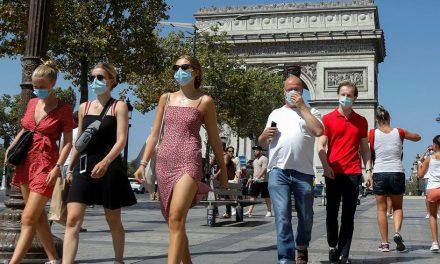 França registra recorde de casos pós-lockdown