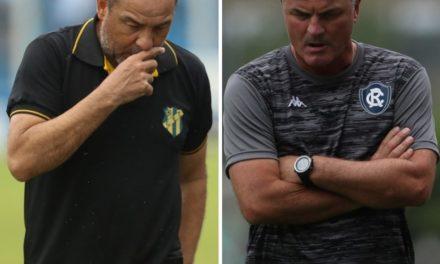 """Clima amistoso: Mazola revela admiração por Artur Oliveira, que responde: """"Gratidão"""""""