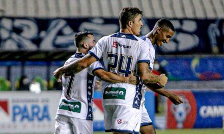 Castanhal faz gol contra e Remo sai na  frente da semifinal do Parazão