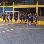 Para definir edição do Paraense de futsal, diretoria do Juventude participa de reunião em Belém