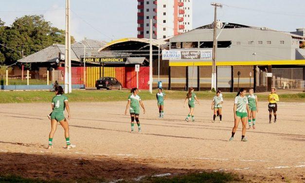 Com aferição de temperatura e higienização de bolas, coordenação anuncia retorno da Copa Norte de Futebol Feminino em Santarém