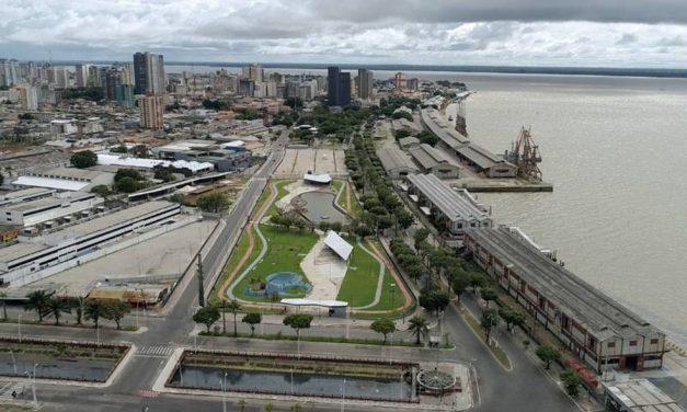 Apesar de inaugurado, espaço Porto Futuro segue fechado ao público por questões burocráticas, diz governo