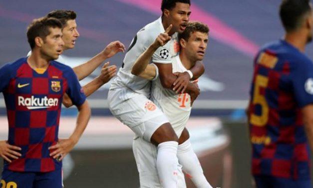 Müller compara goleada imposta no Barcelona com o 7 a 1: 'No Brasil não tivemos tanto domínio'