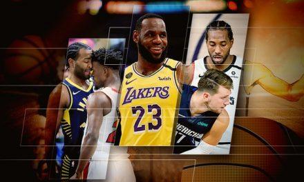 Agora é pra valer! Confira 7 atrações imperdíveis  dos playoffs da NBA