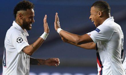 """Tuchel diz que Mbappé pode começar jogando e exalta Neymar: """"Sempre foi um líder"""