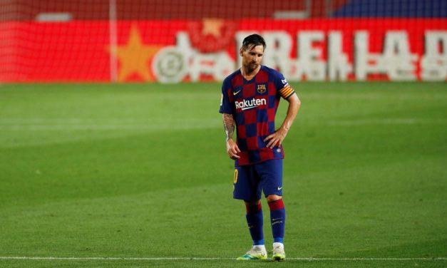 """Presidente do Barcelona conta com Messi na renovação do elenco: """"É o pilar do projeto"""""""