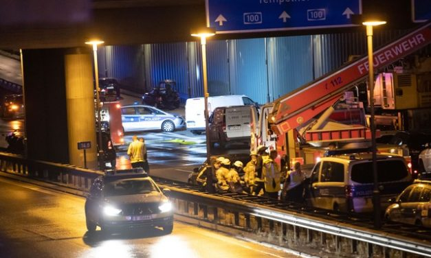 Homem provoca acidentes na Alemanha; MP considera 'provável atentado islâmico'